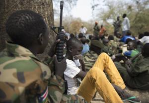 SSUDAN-UNICEF-UNREST-CHILD-SOLDIERS
